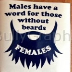 Males without beards 1